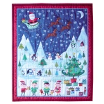 Makower Christmas quilt panels