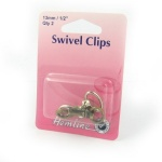 13mm swivel clips (bolt snaps)