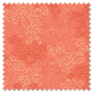 Nature Elements - orange peel (per 1/4 metre)