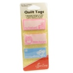Quilt tags - baby