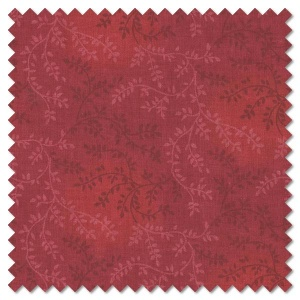 Tonal Vineyard - dark red (per 1/4 metre)