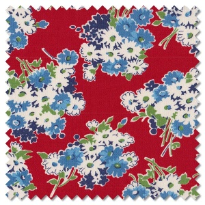 Good Times - bouquet red (per 1/4 metre)