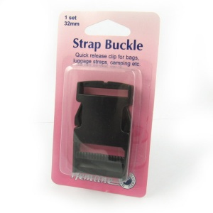 32mm plastic strap buckle