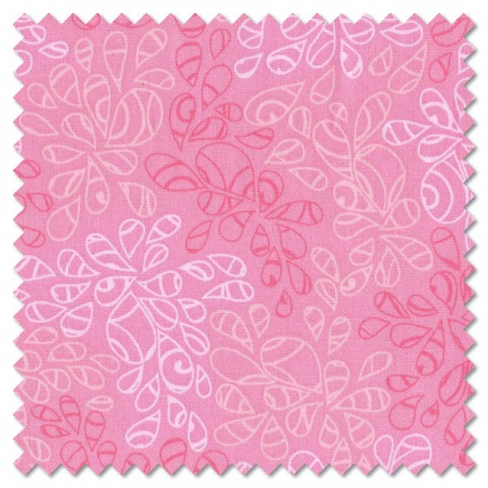 Nature Elements - candy pink (per 1/4 metre)