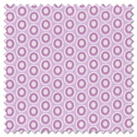Oval Elements - amethyst (per 1/4 metre)