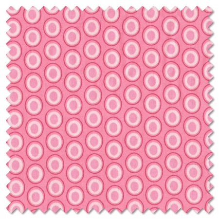 Oval Elements - sweet pea (per 1/4 metre)