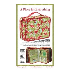 ByAnnie A Place For Everything bag pattern