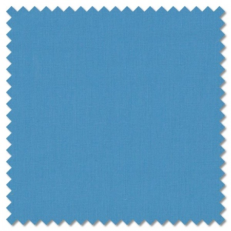 Solids - blue sea (per 1/4 metre)