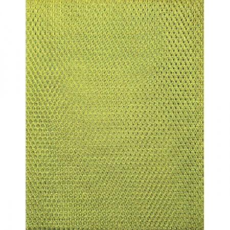 ByAnnie lightweight mesh fabric - apple green