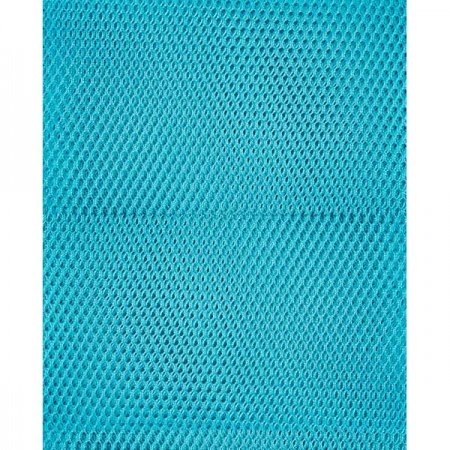 ByAnnie lightweight mesh fabric - parrot blue
