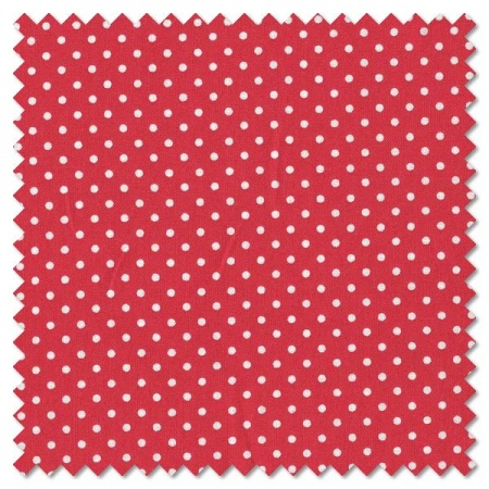 Spot On Basics - R bright red (per 1/4 metre)