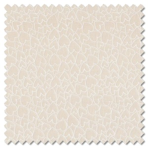 Essentials - pearl hearts (per 1/4 metre)