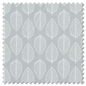 Essentials - pewter leaf (per 1/4 metre)