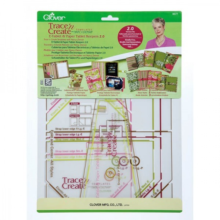 Clover Trace n Create E-tablet and paper tablet keepers 2.0
