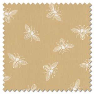 French Chateau & Bee - bees biscotti (per 1/4 metre)