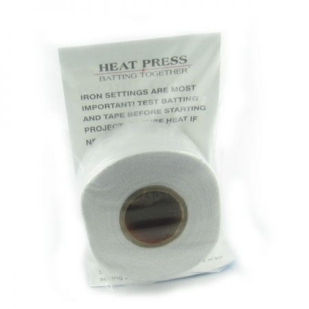 Heat Press batting together - 15 yard roll