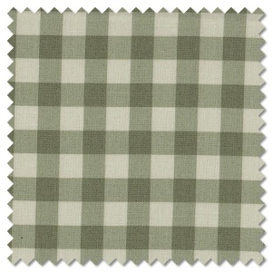 Homestead Life - gingham green (per 1/4 metre)