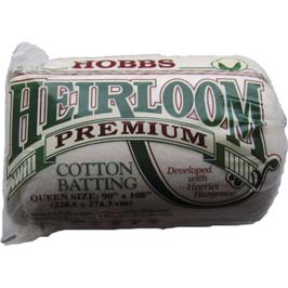 Hobbs Heirloom Premium 80/20 - queen size