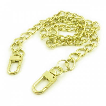 Prym Kate gold effect bag chain 70cm (28in)