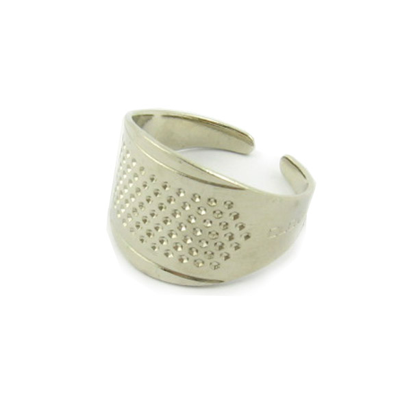 Clover Adjustable Ring Thimble For Quilting