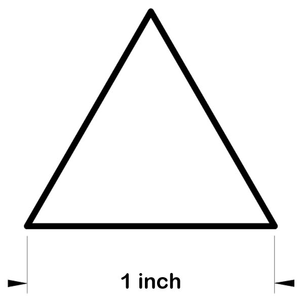 triangle paper How can the answer be improved.