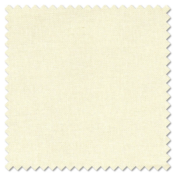 Plain Cream Cotton Patchwork Fabric