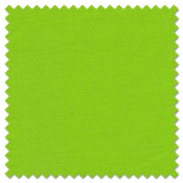 half metre free p/&p, Makower Spectrum Lime Green G45 100/% cotton fabric