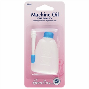 Sewing machine oil