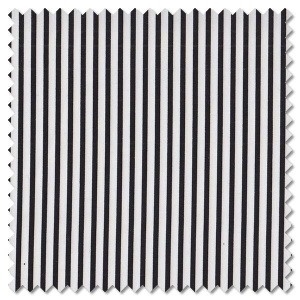 Sevenberry Black & White - stripe (per 1/4 metre)