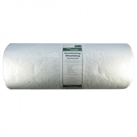 Sew Simple heat resistant insulating wadding extrawide (per 1/2 metre)