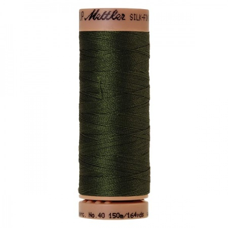 0886 - Cypress Mettler Silk Finish 40 quilting thread 150m