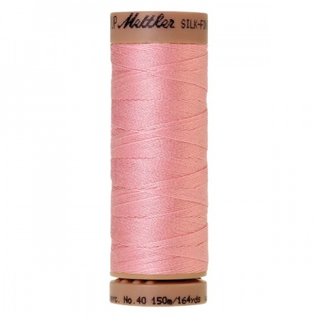 1063 - Tea rose Mettler Silk Finish 40 quilting thread 150m