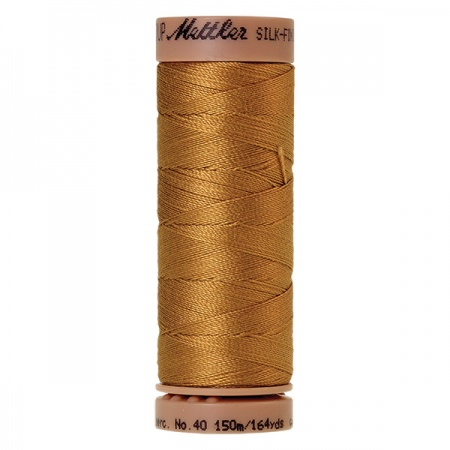 1130 - Palomino Mettler Silk Finish 40 quilting thread 150m