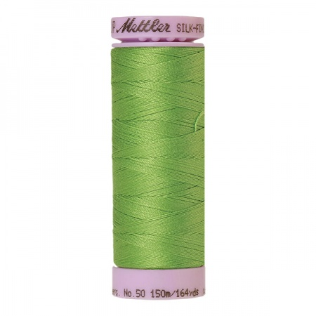 0092 - Bright mint Mettler Silk-Finish Cotton 50 150m