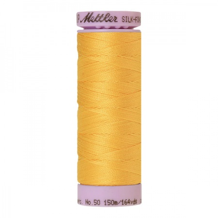 0120 - Summer sun Mettler Silk-Finish Cotton 50 150m