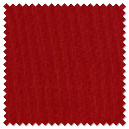 Solids - Bright red (per 1/4 metre)