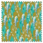 Pacific Wanderings - fish fern (per 1/4 metre)