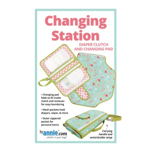 ByAnnie Changing Station bag pattern