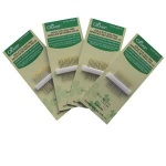 Clover gold eye quilting needles
