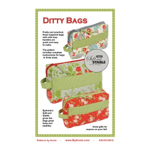 ByAnnie Ditty Bags bag pattern