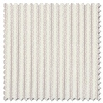 Dover - ticking stripe grey (per 1/4 metre)