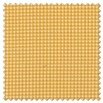 Basics - yellow gingham check (per 1/4 metre)