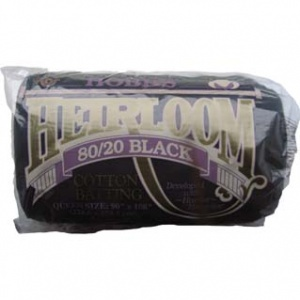 Hobbs Heirloom Premium 80/20 - queen size black