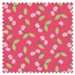 Hello Sunshine - cherries posie (per 1/4 metre)