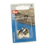 Prym bag feet - 15mm base nails silver