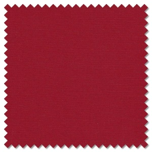 Solids - Christmas red (per 1/4 metre)