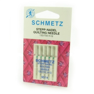 Schmetz quilting sewing machine needles - size 75/11