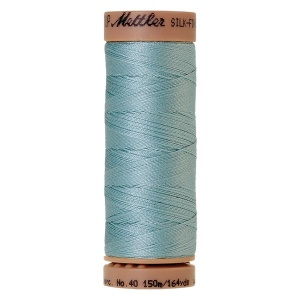 0020 - Rough sea Mettler Silk Finish 40 quilting thread 150m