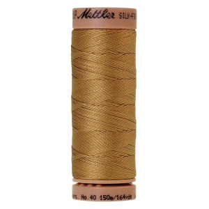 0261 - Sisal Mettler Silk Finish 40 quilting thread 150m