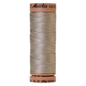 0331 - Ash mist Mettler Silk Finish 40 quilting thread 150m